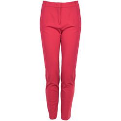 textil Mujer Pantalones Pinko  Rojo