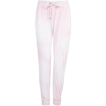 textil Mujer Pantalones de chándal Pinko  Rosa