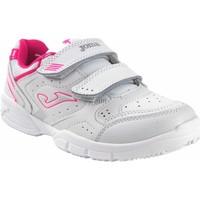 Zapatos Niña Multideporte Joma Deporte niña  school 2110 bl.fux Rosa