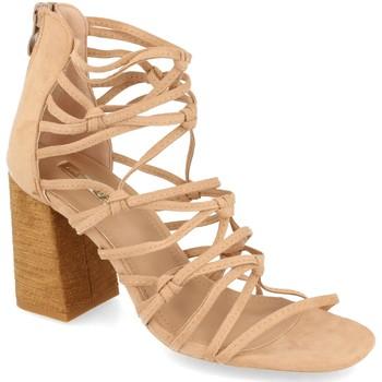 Zapatos Mujer Sandalias Buonarotti 1HC-0066 Rosa