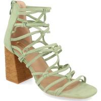 Zapatos Mujer Sandalias Buonarotti 1HC-0066 Verde