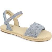 Zapatos Mujer Sandalias Milaya 2S25 Azul