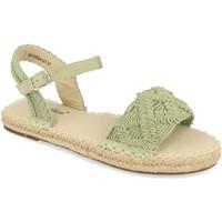 Zapatos Mujer Sandalias Milaya 2S25 Verde