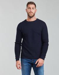 textil Hombre Jerséis Jack & Jones JPRBLADUSTIN Marino