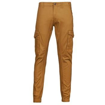 textil Hombre Pantalón cargo Jack & Jones JJIPAUL Camel