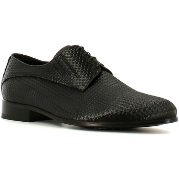 Zapatos Hombre Derbie Rogers B4 Negro