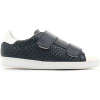 Zapatos Hombre Zapatillas bajas Brimarts 410764 Azul