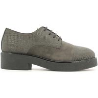 Zapatos Mujer Derbie Mally 5532 Gris