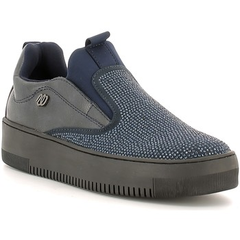 Zapatos Mujer Slip on Wrangler WL162640 Azul