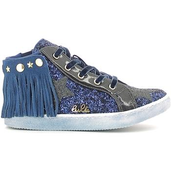 Zapatos Niña Zapatillas altas Lulu LS150014S Azul