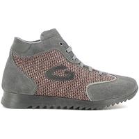 Zapatos Niña Zapatillas altas Alberto Guardiani GK22340G Gris