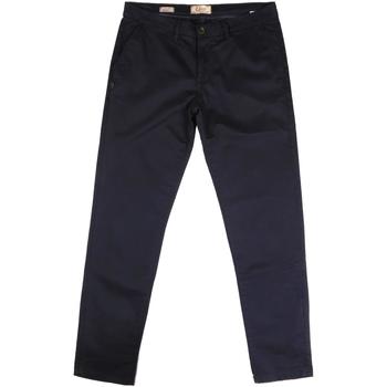 textil Hombre Pantalones chinos Gaudi 721BU25006 Azul