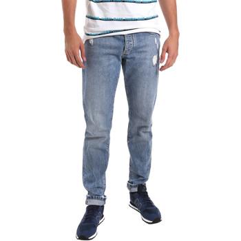 textil Hombre Vaqueros slim Sseinse PJE625SS Azul