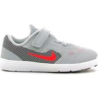 Zapatos Niños Zapatillas bajas Nike 819415 Gris