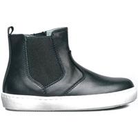 Zapatos Niños Botas de caña baja NeroGiardini I023930M Negro