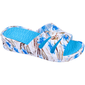 Zapatos Mujer Zuecos (Mules) L&R Shoes SD2215 AZUL