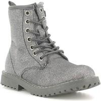 Zapatos Niños Botas de caña baja Grunland PO0927 Gris