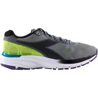 Zapatos Hombre Zapatillas bajas Diadora 101175618 Gris