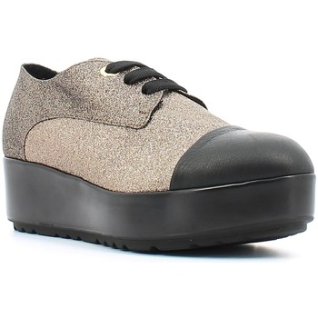 Zapatos Mujer Derbie Byblos Blu 6MBSMA Negro