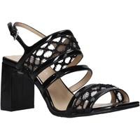Zapatos Mujer Sandalias Apepazza S0MONDRIAN08/PAT Negro
