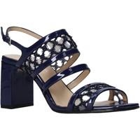 Zapatos Mujer Sandalias Apepazza S0MONDRIAN08/PAT Azul