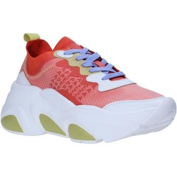 Zapatos Mujer Zapatillas bajas Apepazza S0SUPEREASY01/MIX Naranja