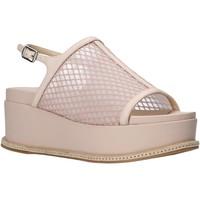 Zapatos Mujer Sandalias Apepazza S0CHER04/NET Rosado