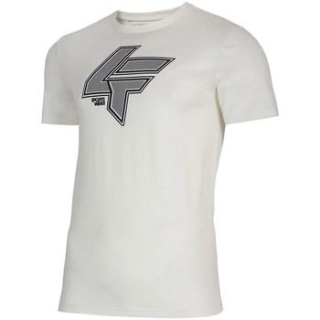 textil Hombre Camisetas manga corta 4F TSM010 Blanco