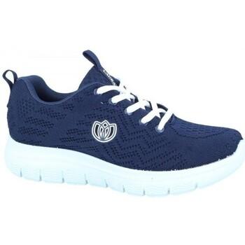 Zapatos Mujer Zapatillas bajas Laura Azaña ZAPATO RUNNER LADY LA24503TE Azul