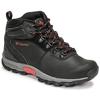 Zapatos Niños Senderismo Columbia YOUTH NEWTON RIDGE Negro