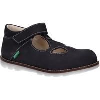 Zapatos Niño Derbie & Richelieu Kickers 608477-10 NONOCCHI Azul