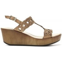 Zapatos Mujer Sandalias 24 Hrs 24 Hrs 24909 Cuero Otros