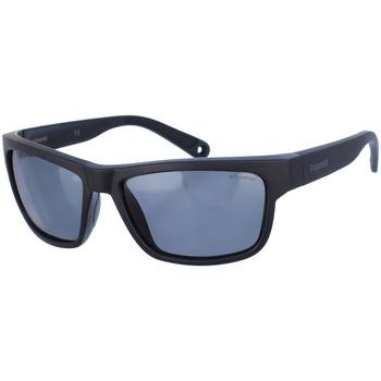 Relojes & Joyas Hombre Gafas de sol Polaroid Gafas de sol flotantes Negro