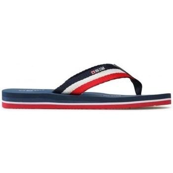 Zapatos Hombre Chanclas Big Star HH174827 Azul marino