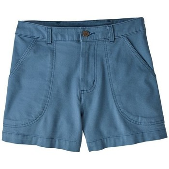 textil Hombre Shorts / Bermudas Patagonia ws stand up shorts pigeon blue