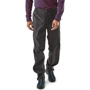 textil Hombre Pantalones con 5 bolsillos Patagonia ms cloud ridge pants black