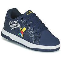 Zapatos Niños Zapatos con ruedas Heelys Split Azul