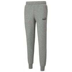 textil Hombre Pantalones de chándal Puma Essentials Logo Pants gris