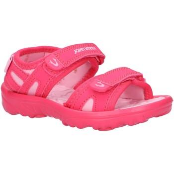 Zapatos Niña Sandalias de deporte John Smith POCH Rosa