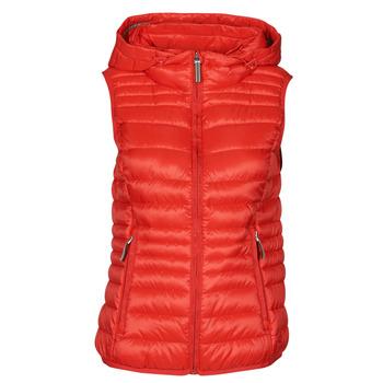 textil Mujer Plumas Esprit LEMARA Rojo