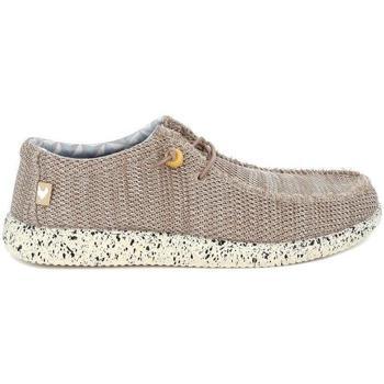 Zapatos Hombre Mocasín Walkinpitas WP 150-W-K Beige