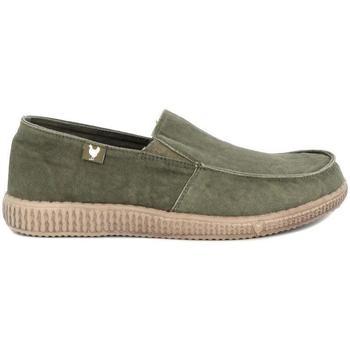 Zapatos Hombre Mocasín Walkinpitas WP150 Slip-on Kaki