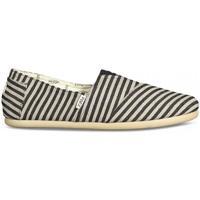 Zapatos Hombre Alpargatas Paez Original Gum M Negro
