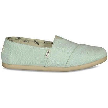 Zapatos Mujer Alpargatas Paez Gum Original Classic W Verde