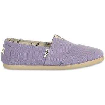 Zapatos Mujer Alpargatas Paez Gum Original Classic W Violeta