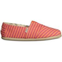 Zapatos Mujer Alpargatas Paez Gum Original Classic W Naranja