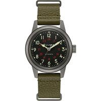 Relojes & Joyas Mujer Relojes analógicos Bulova 98A255, Automatic, 38mm, 3ATM Plata