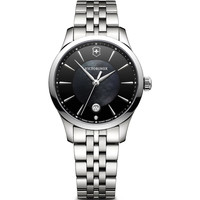 Relojes & Joyas Mujer Relojes analógicos Victorinox 241751, Quartz, 35mm, 10ATM Plata