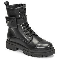 Zapatos Mujer Botas de caña baja Fericelli PERNILLE Negro