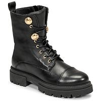 Zapatos Mujer Botas de caña baja Fericelli PADOUE Negro